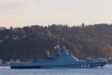 Chiến hạm Nga trang bị hệ thống tên lửa Club-N đang thẳng tiến tới Syria?