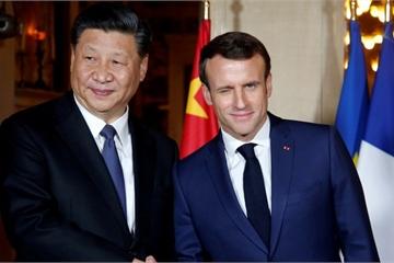 """Dùng kinh tế """"mua chuộc"""", Trung Quốc vẫn không thể ngăn Pháp hành động trên Biển Đông"""