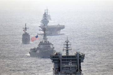 """Philippines """"dứt tình"""", Mỹ đuối sức ngăn Trung Quốc bành trướng ở Biển Đông?"""