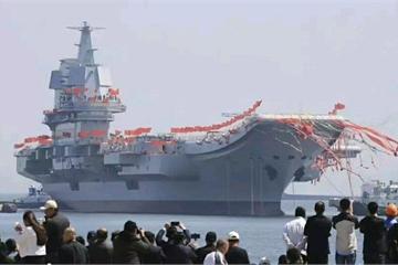 """""""Dằn mặt"""" Trung Quốc, Nhật Bản phát triển tên lửa mới đối đầu tàu sân bay"""