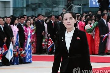 Em gái Chủ tịch Triều Tiên Kim Jong-un mới được thăng chức?