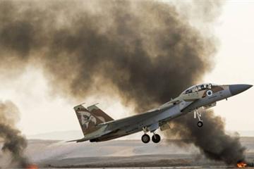 """Tấn công Syria, Israel """"ôn lại bài cũ"""" đầy nguy hiểm từng xảy ra với Nga"""