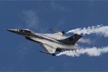 Nóng: Tiêm kích F-16 Pakistan bất ngờ rơi, phi công thiệt mạng