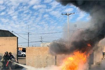 Nóng: 18 tên lửa tấn công căn cứ Mỹ tại Iraq, 15 binh sĩ thương vong