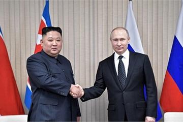 """Mặc lệnh trừng phạt bủa vây, thương mại Nga – Triều Tiên diễn biến """"không ngờ"""""""