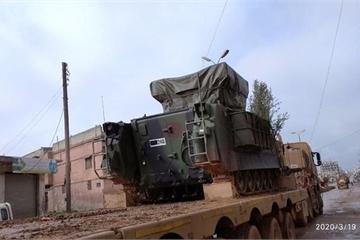 Thổ Nhĩ Kỳ nuốt lời vẫn điều vũ khí tới Idlib, tiêm kích Nga – Syria sắp gặp họa?