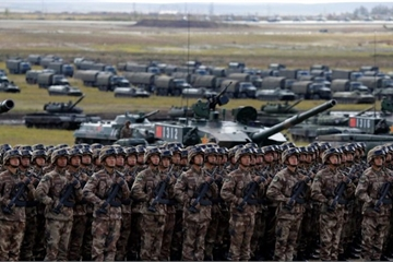 Covid-19 khiến lực lượng nào của quân đội Trung Quốc không tổ chức tập trận lớn?