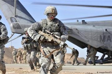 Quân đội Mỹ ở Iraq vẫn duy trì báo động cao, 'mập mờ' sẵn sàng tấn công Iran