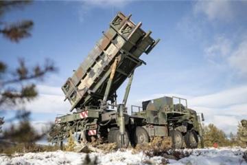 """Hệ thống tên lửa Patriot đã có mặt ở Iraq, quân đội Mỹ sắp """"động thủ"""" với Iran?"""