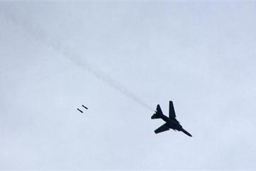 Tiêm kích Israel lởn vởn trong không phận Lebanon, phóng tên lửa tấn công Syria