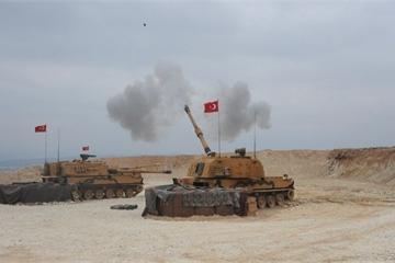 Phiến quân được Thổ Nhĩ Kỳ chống lưng lại tấn công, quân đội Syria hứng thương vong