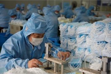 Trung Quốc thu về bao nhiêu tiền từ xuất khẩu y tế trong thời dịch Covid-19?