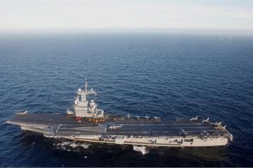 Sau Mỹ, tàu sân bay duy nhất của quốc gia nào có 40 thủy thủ nghi mắc Covid-19?