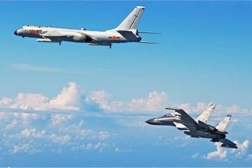 Nhật Bản gần 950 lần điều tiêm kích đánh chặn máy bay Nga, Trung Quốc