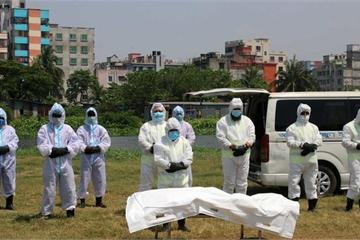 Thế giới có hơn 100.000 ca tử vong, 10% nhân viên y tế ở nhiều nước mắc Covid-19