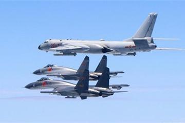 Trung Quốc liên tục tập trận thị uy gần Đài Loan