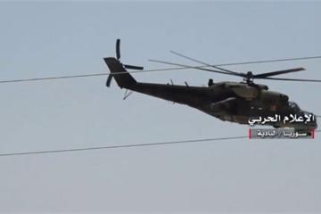 Hệ thống phòng không Thổ Nhĩ Kỳ bắn rơi trực thăng Mi-35 do Nga sản xuất