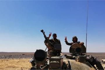 Quân đội Syria, phiến quân của Thổ Nhĩ Kỳ và phe nổi dậy tấn công lẫn nhau ở Idlib
