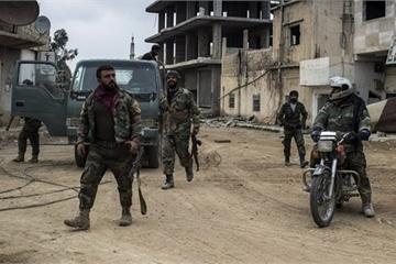 Tướng quân đội Syria bị ám sát, thêm tàu chiến Nga chuẩn bị tới Địa Trung Hải