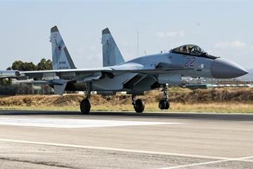 Bộ Quốc phòng Nga lên tiếng việc máy bay Mỹ áp sát căn cứ quân sự có S-400
