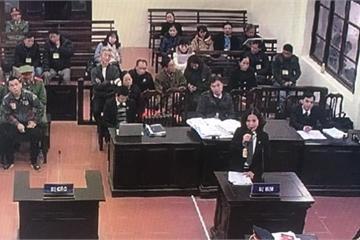 Xét xử vụ chạy thận: Đại diện Thiên Sơn tranh luận nảy lửa với Chủ tọa