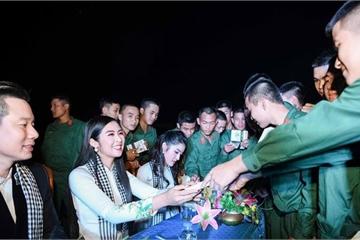 Tập đoàn Trung Nguyên Legend tặng hàng chục nghìn cuốn sách tại Nghệ An