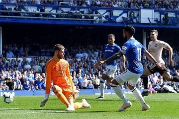 Thua sốc Everton, M.U chưa bao giờ tệ đến thế
