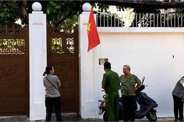 Bà Lê Hoàng Diệp Thảo khóa cửa không tiếp người thi hành án, tiếp tục đâm đơn tố cáo