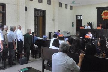 Nam Định: Cựu Vụ trưởng về hưu kiện anh trai ốm yếu ra tòa vì tranh chấp đất