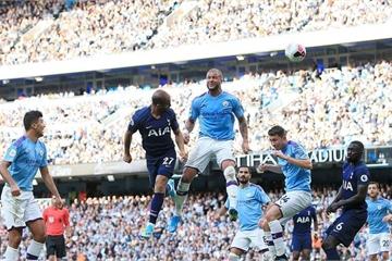 Man City hụt bước chỉ vì lần chạm bóng đầu tiên của Lucas Moura