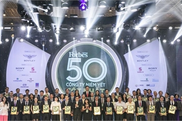 5 doanh nghiệp Dầu khí được vinh danh Top 50 công ty niêm yết tốt nhất Việt Nam 2019