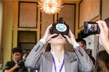 5G sẽ được tích hợp thêm với VR, phát trực tiếp 8K và các dịch vụ khác