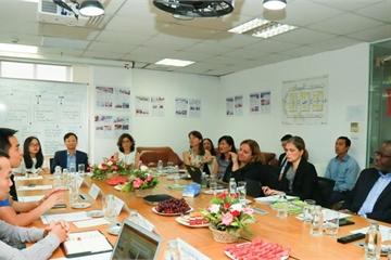 World Bank cam kết hỗ trợ các dự án khởi nghiệp đổi mới sáng tạo tại Việt Nam