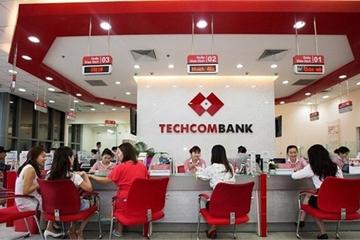 Techcombank báo lãi hơn 7 nghìn tỷ đồng, thu nhập nhân viên 33 triệu đồng/tháng