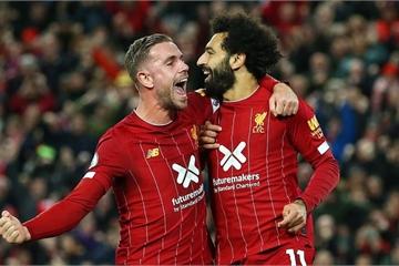 """Dồn ép đối thủ đến """"nghẹt thở"""", Liverpool và Manchester United cùng có 3 điểm"""