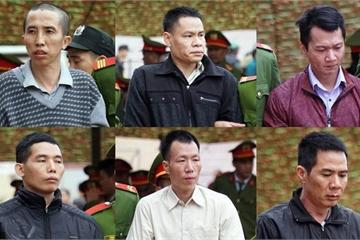 """Tuyên án vụ """"nữ sinh giao gà"""" bị sát hại ở Điện Biên: 6 bị cáo lĩnh án tử"""