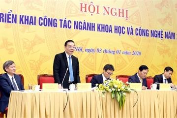Năm 2020, Bộ KH&CN tiếp tục đổi mới tư duy trong quản lý KHCN và ĐMST