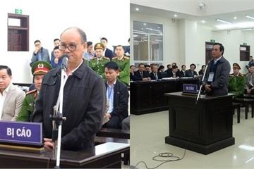 Hai cựu Chủ tịch Đà Nẵng bị tuyên 17 và 12 năm tù