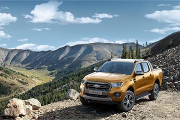 Ford Việt Nam giới thiệu Ranger phiên bản limited, nâng cấp Ranger và Everest