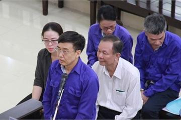 Cựu Thứ trưởng LĐ-TB&XH Lê Bạch Hồng và đồng phạm được giảm án