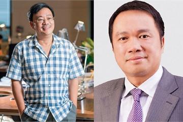 Chỉ 2 phiên MSN tăng giá, ông Nguyễn Đăng Quang và Hồ Hùng Anh có thêm nghìn tỷ