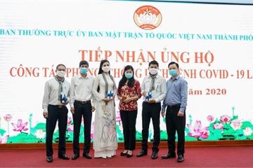 Ông Đặng Lê Nguyên Vũ mua bảo hiểm cho nhân viên, chi 5 tỷ tặng các khu cách ly