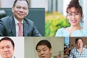 Tỷ phú Việt ồ ạt thu hồi tài sản nghìn tỷ sau chuỗi ngày biến động