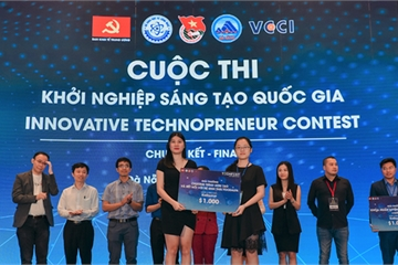 3 gương mặt Forbes 30 Under 30 châu Á do Bộ KH&CN hỗ trợ