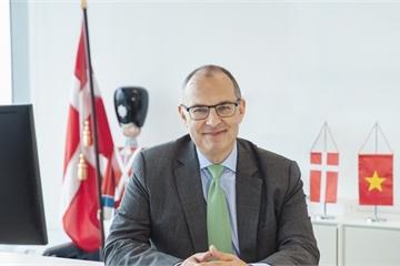 Đại sứ Đan Mạch chúc Tết Kỷ Hợi 2019 bằng tiếng Việt