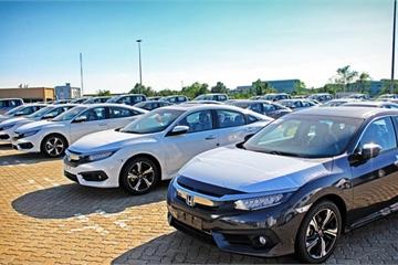 Cuối năm, ô tô Thái Lan nhập khẩu về Việt Nam tăng đột biến