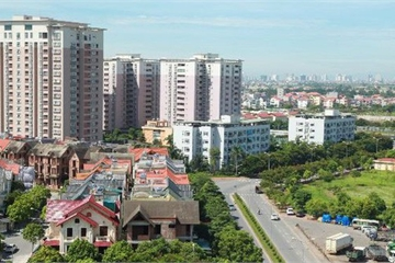 Hà Nội: Chung cư giảm giao dịch, đất nền tăng giá mạnh