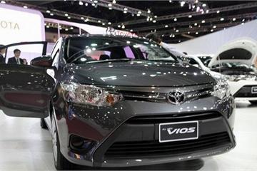 Giá xe ô tô Toyota cập nhật mới nhất tháng 6/2019