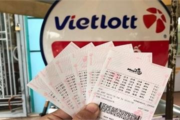 Có 2 vé trúng Vietlott độc đắc, giải thưởng 100 tỷ đồng phải chia đôi