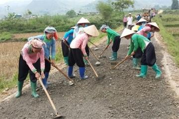 Sau 8 năm xây dựng nông thôn mới, Lai Châu thay đổi căn bản